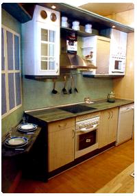 Muebles valdecocina cocinas de formica - Muebles de cocina de formica ...