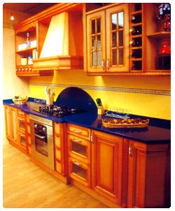 Muebles valdecocina cocinas de madera for Muebles de cocina de madera maciza catalogo