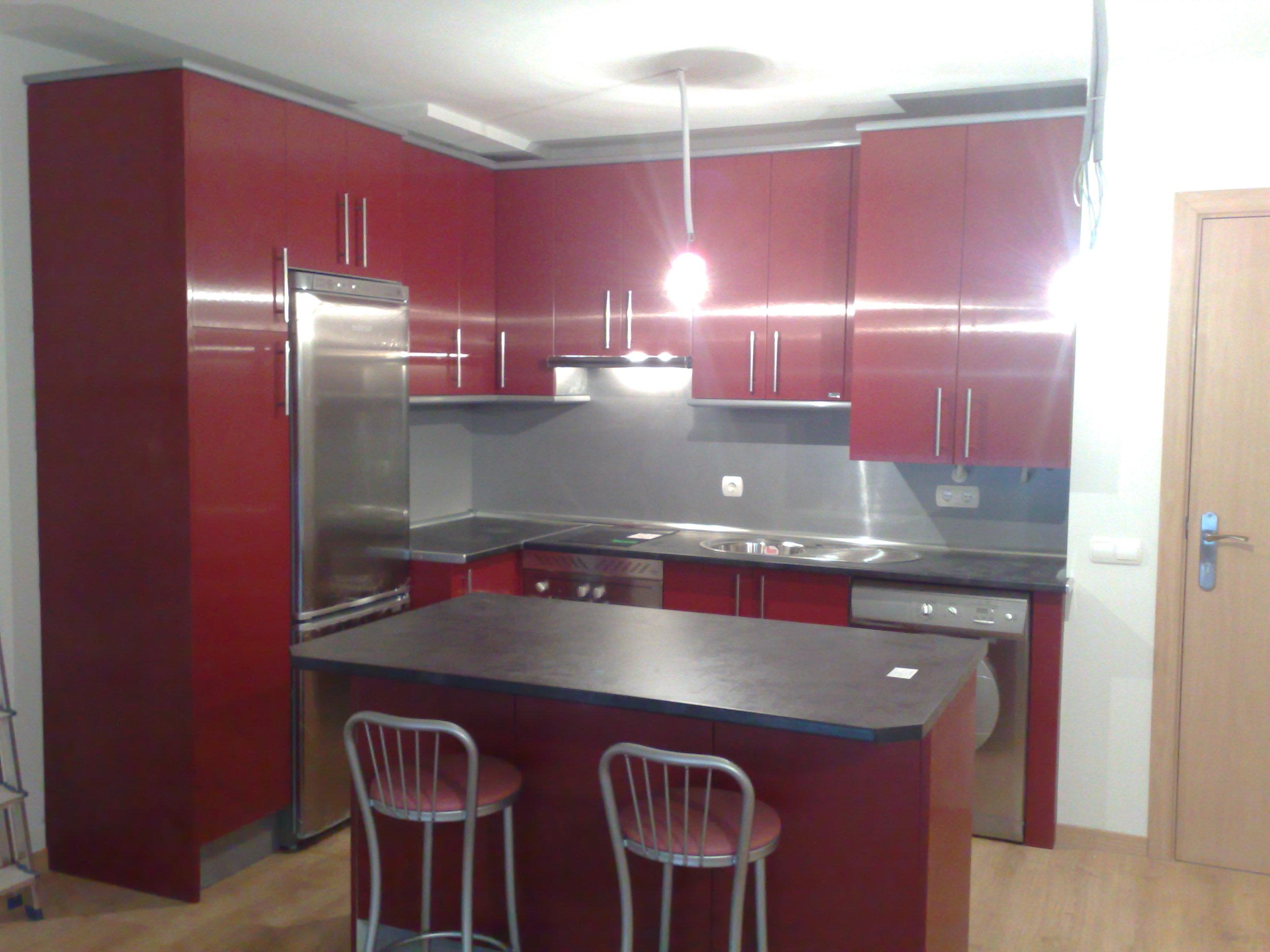 Muebles cocina melamina o formica ideas interesantes para dise ar los ltimos - Formica para cocinas ...