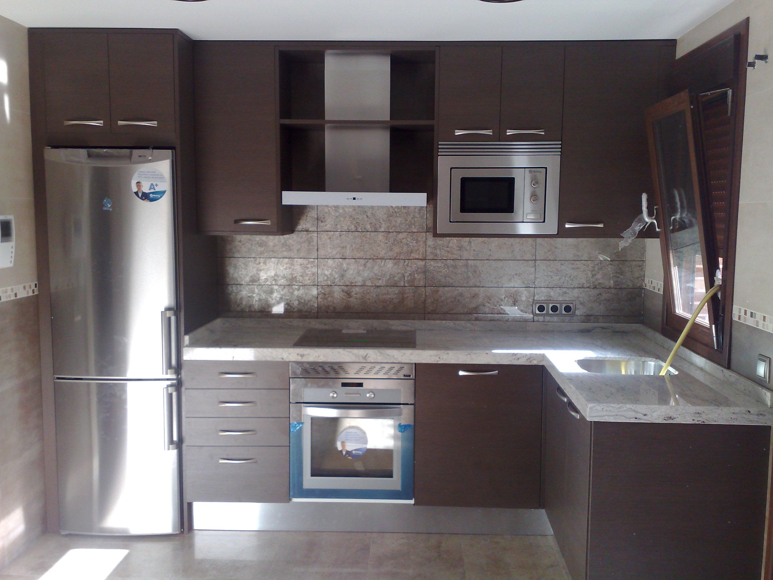Muebles valdecocina muebles de cocina for Frentes de muebles de cocina